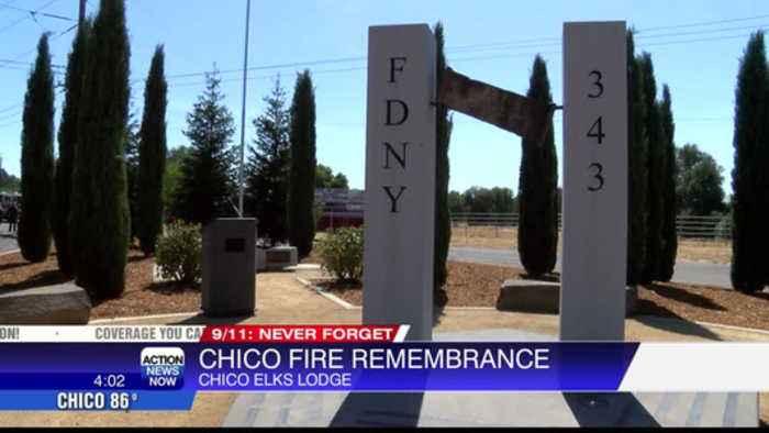 Chico Fire Department 9/11 Memorial recap