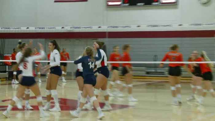 Viterbo V-Hawk women's volleyball team forfeits 34 games from 2018 season