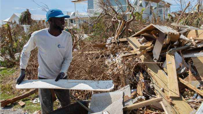 Bahamas Has 2,500 People Missing From hurricane Dorian