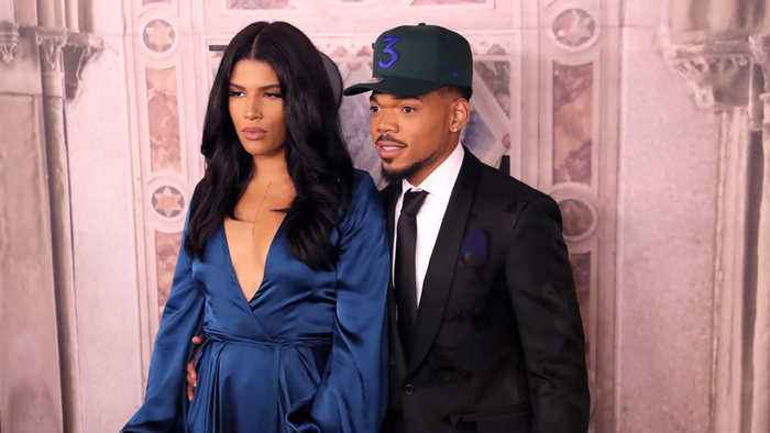 Chance the Rapper first proposed to new wife when he was nine