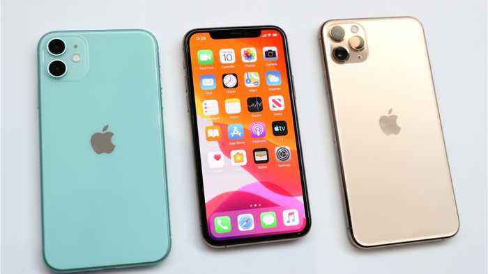 The iPhone 11 Pro 512GB Model Costs As Much As The MacBook Pro