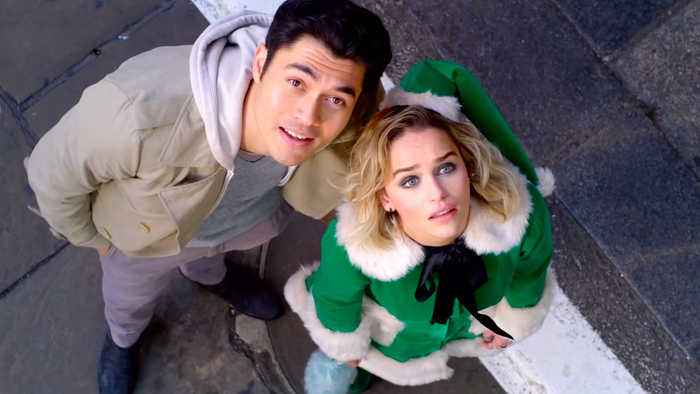 Last Christmas with Emilia Clarke - Official International Trailer
