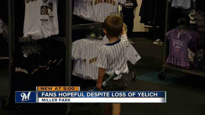 Fans hopeful despite loss of Christian Yelich