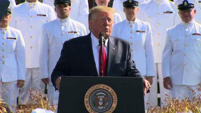 Trump salutes fallen 9/11 Vigiano brothers
