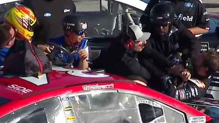 NASCAR's Wildest Fights