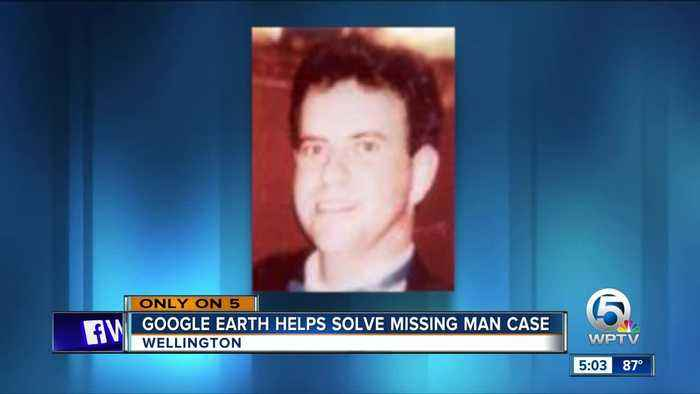 Google Earth search uncovered body of missing man