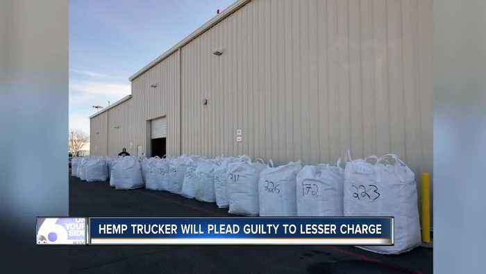 Oregon truck driver agrees to plea deal in Idaho hemp charge