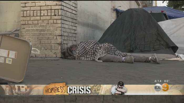 LA Officials Call For Emergency Declaration To Address Homeless Crisis