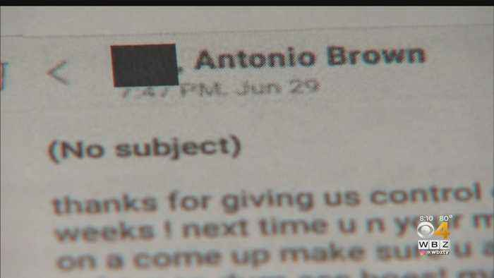 Legal Analyst: Text Messages May Be Harmful For Antonio Brown