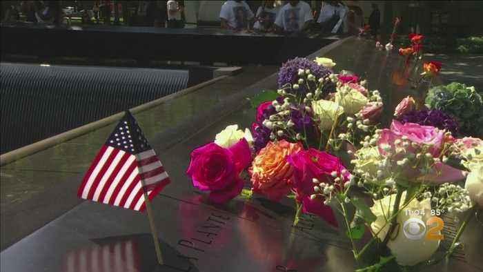 NYC Marks 18th Anniversary Of 9/11 Attacks