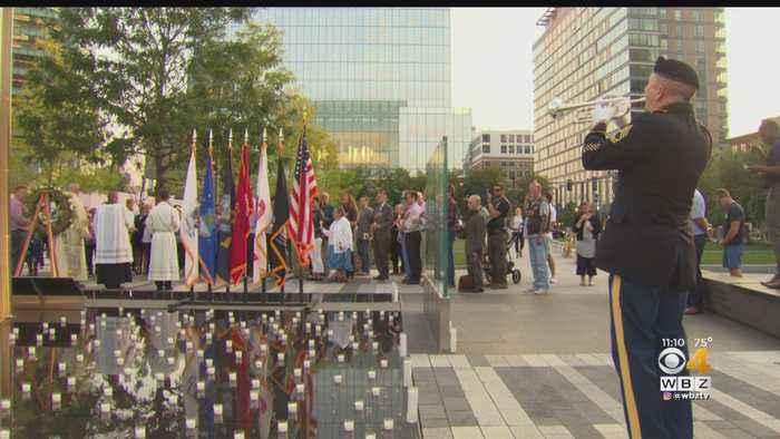 Massachusetts Fallen Heroes Honored On 9/11