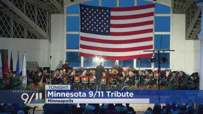 Minnesotans Mark 18th 9/11 Anniversary