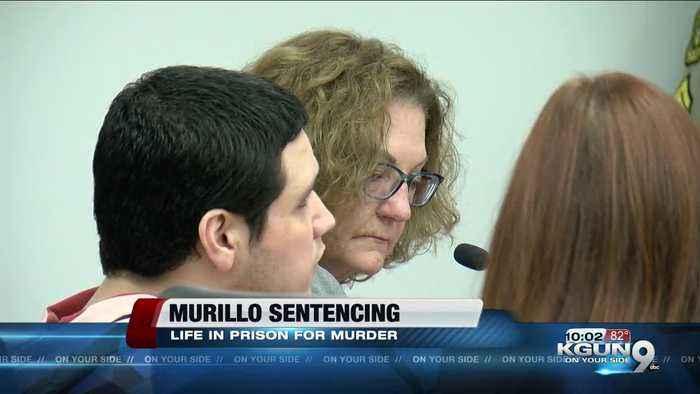 David Ernesto Murillo sentenced to life in prison