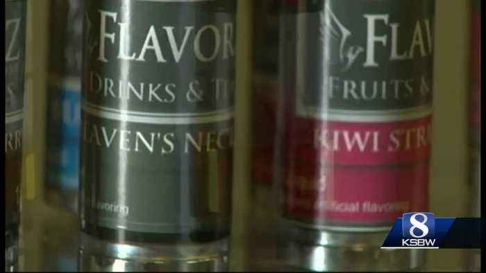 Local shops selling out of popular vaping items