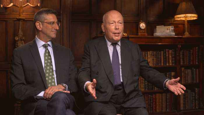 'Downton Abbey': Exclusive Interview With Michael Engler & Julian Fellowes