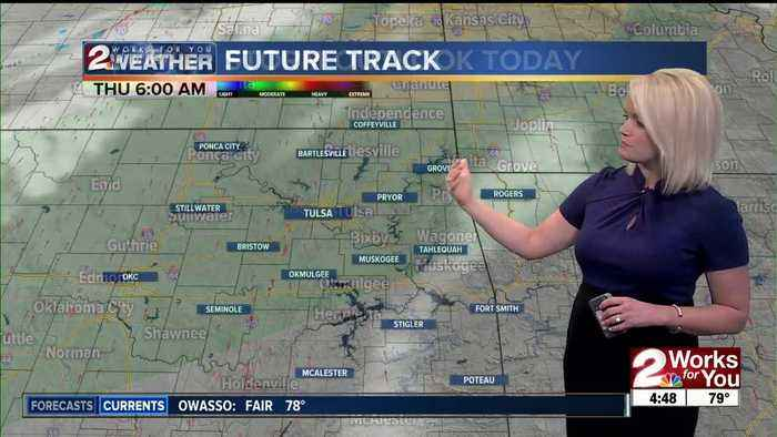 2 Works for You Thursday Morning Forecast
