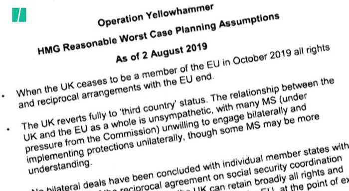 Operation Yellowhammer Report: What Does It Say?