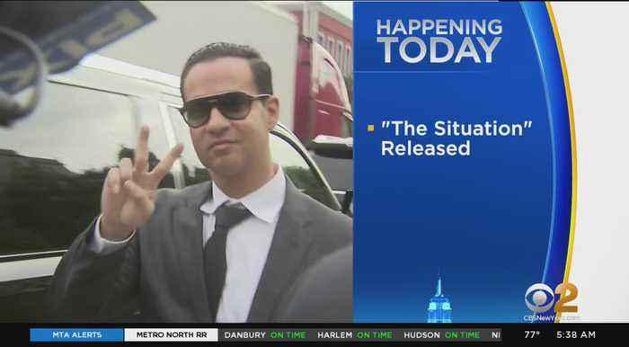 'The Situation' To Be Released From Prison