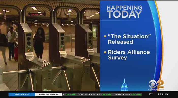 Riders Alliance To Release Survey Results
