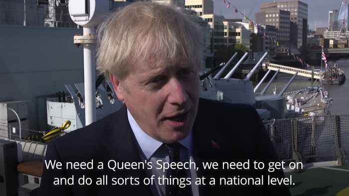Boris Johnson: I did not lie to the Queen over Parliament's prorogation
