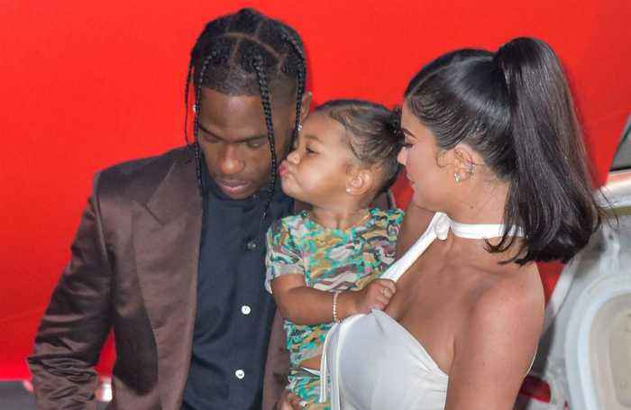 Kylie Jenner says Stormi is 'perfect mixture' of her and Travis Scott