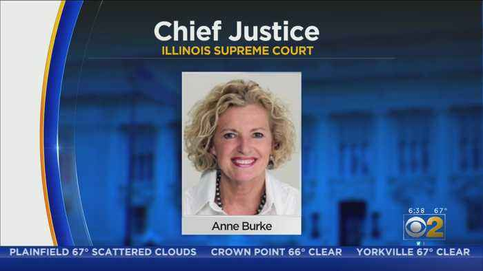 Anne Burke Named Illinois Supreme Court Chief Justice