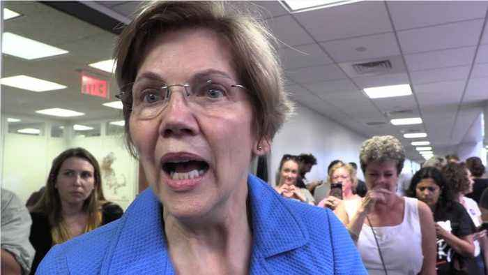 Warren Would Expand Social Security