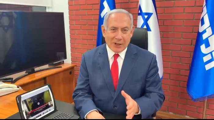 Netanyahu slams 'fake news' amid corruption charges