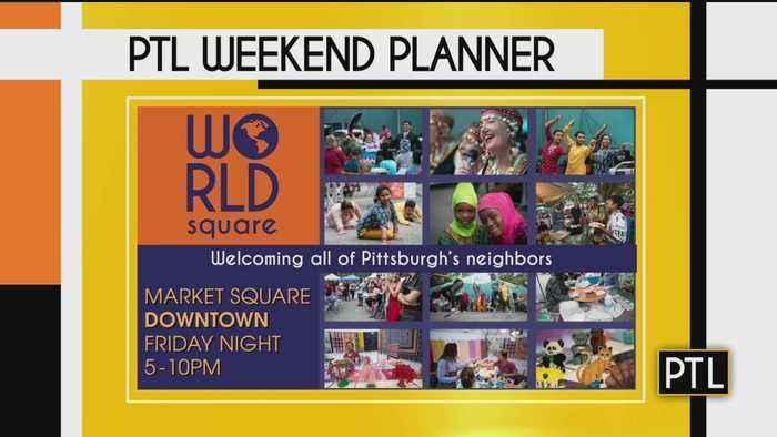 PTL Weekend Planner