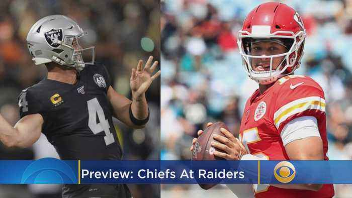 Chiefs-Raiders Preview: Can Oakland Slow Mahomes And Kansas City?