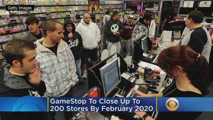 GameStop To Close Up To 200 Stores By February 2020