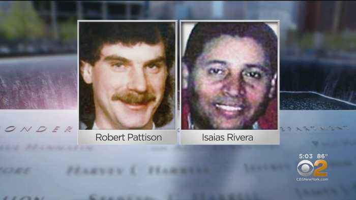 Remembering CBS2 Employees Lost On 9/11