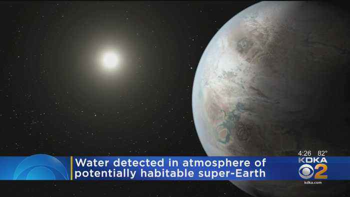 Super-Earth May Be Able To Support Life