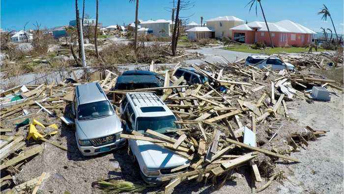 With Over A Thousand Still Missing, Tropical Storm Warning Issued For Bahamas