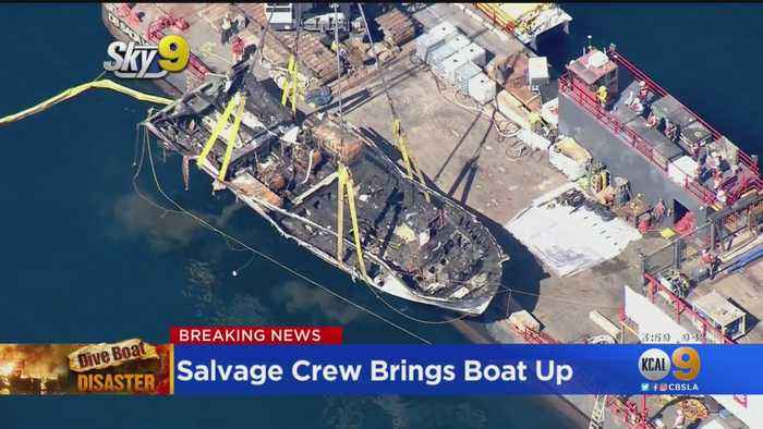 Attorney For Dive Boat Owner Disputes NTSB Claim That Crew Members Were Asleep When Conception Caught Fire