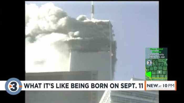 Local girl describes what it's like to have a birthday on 9/11