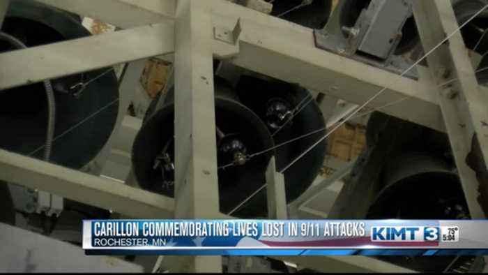 Carillon Commemorating Victims of 9/11