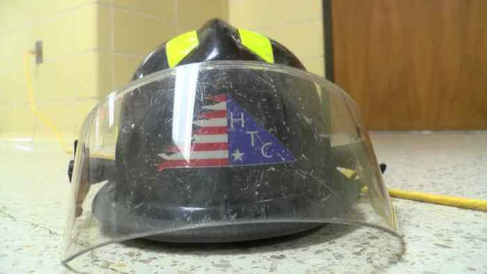 Future firefighters remember & honor those lost on September 11