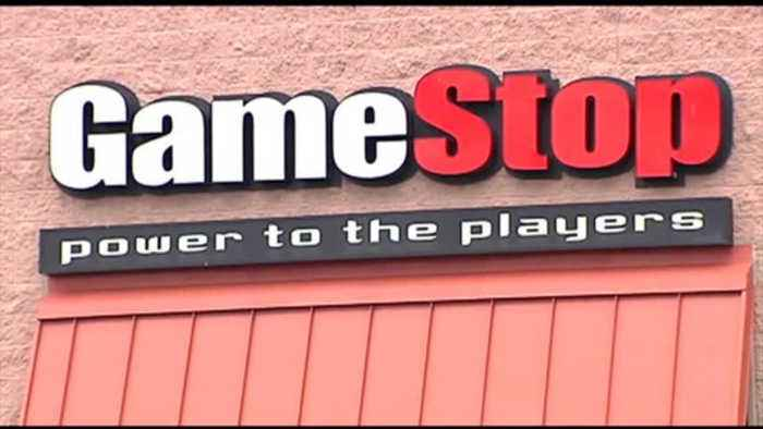 VIDEO GameStop closing hundreds of stores as more customers purchase video games online