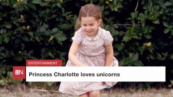 Princess Charlotte Is Adorable