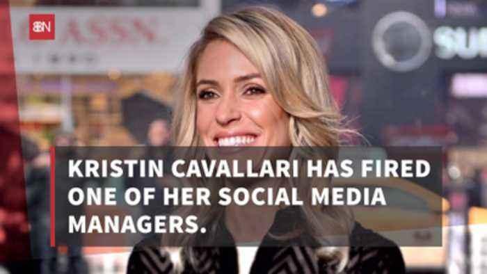 Kristin Cavallari Won't Take The Blame For Her Instagram Post
