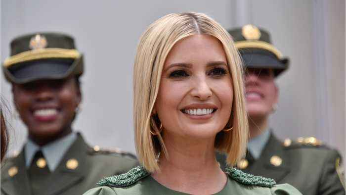 Ivanka Talks About Her Moral Compass