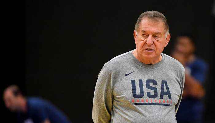 Is Jerry Colangelo Taking the Right Approach for Team USA?