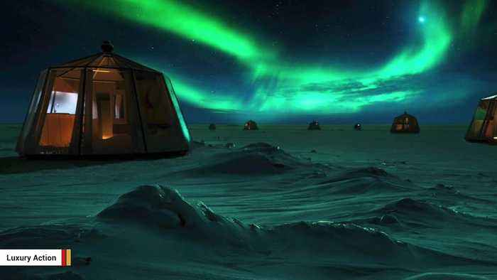 You Can Now Stay In A Hotel At The North Pole