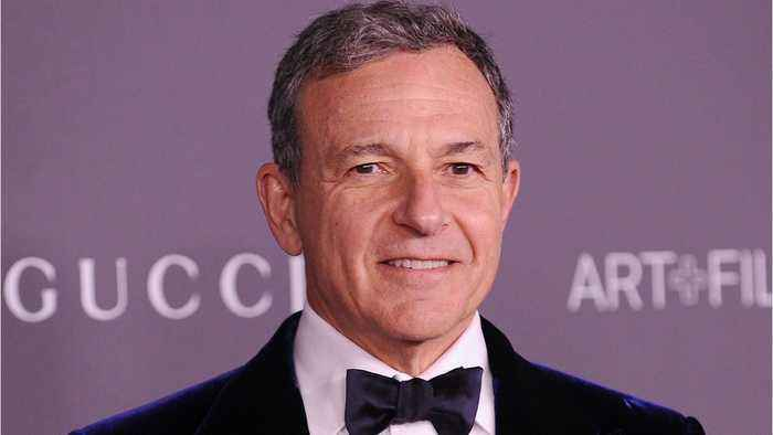Disney CEO Bob Iger Steps Down From Apple's Board