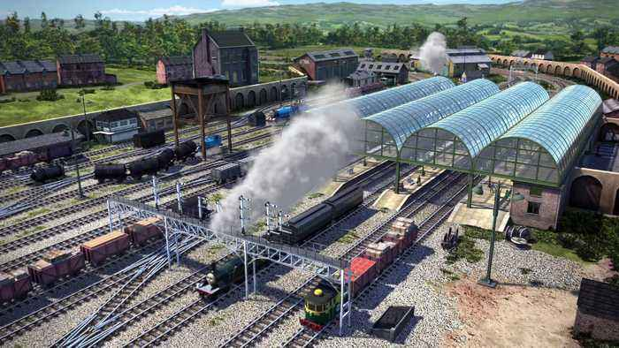 Thomas & Friends Big World! Big Adventures!