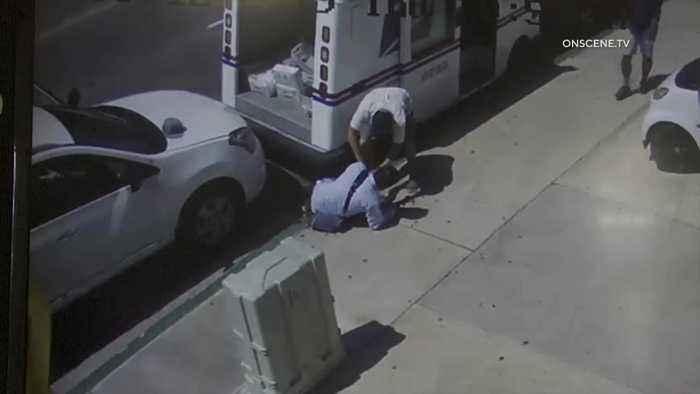 Postal worker injured in National City crash