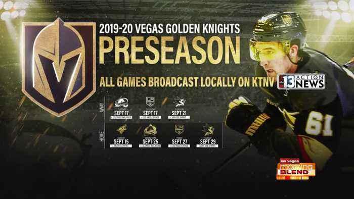 VGK Season Is Here!
