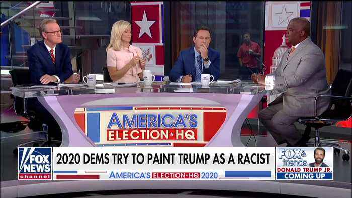 Charles Payne slams Dem candidates for their racism cliams