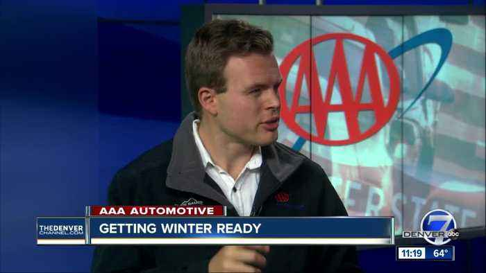 AAA- Automotive Insurance: Getting Winter Ready